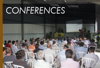 Cutting edge research into potatoes will be shared as part of the conference program at the 2016 edition of PotatoEurope, the largest open-field event devoted to the potato in Europe.