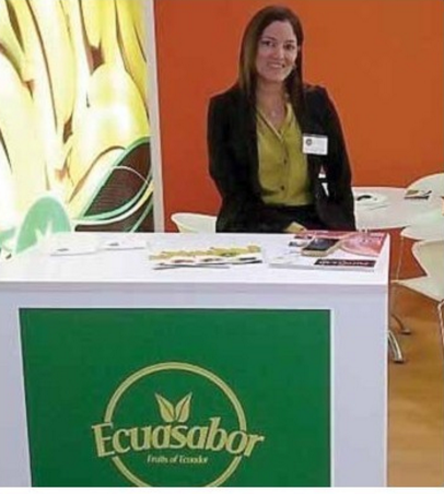Located in the Los Ríos area of Ecuador, Ecuasabor has roughly 2000 hectares of produce, 800 its own and the rest from other producers committed to the company, and with a weekly production capacity of 100,000 boxes of Cavendish variety bananas, totalling 1900 tons of fruit for export weekly.