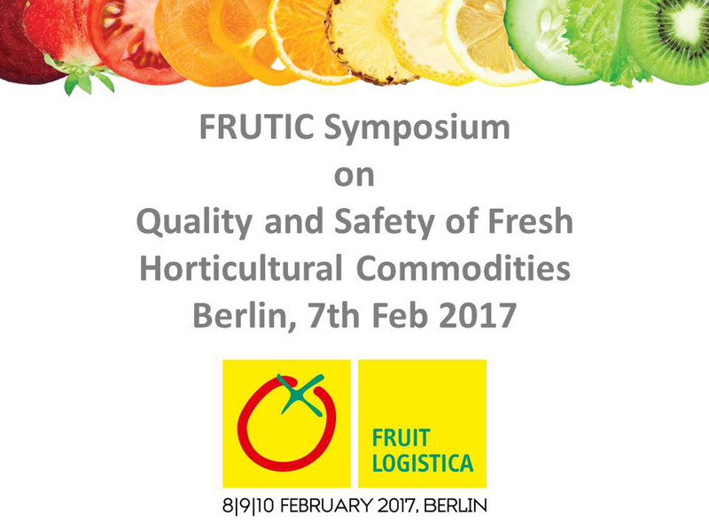 The Frutic Symposium on 7 February 2017 will be held in association with the Fruit Logistica for the very first time.The international scientific gathering will provide the fresh produce sector with plenty of enriching innovations.