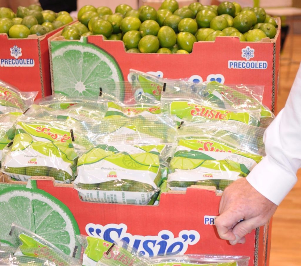 Wonderful Citrus is America's largest integrated grower (65,000 acres), shipper and packer of fresh citrus.