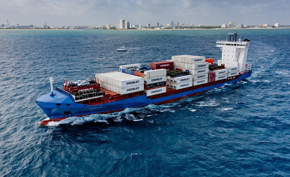 Crowley vice president Nelly Yunta is reported as saying the new service will be able to move perishable shipments to Europe in 4-5 days, allowing consumers to enjoy the fruit and vegetables at optimal freshness. There are hopes to later expand to more commodities and countries.
