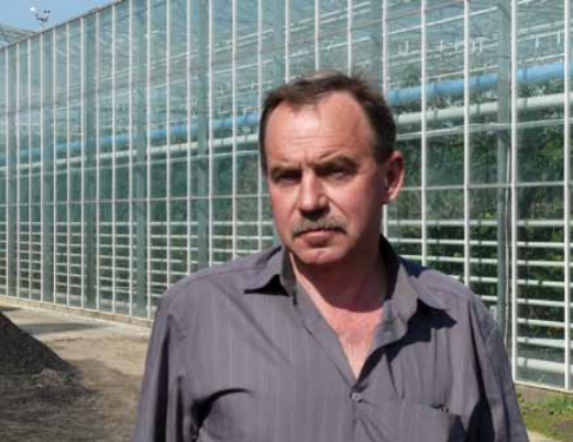 Poland's greenhouse vegetables grew just 2% in 2015 to reach 1 million tons. Poland is in sixth position in Europe, with 5% of the market share.