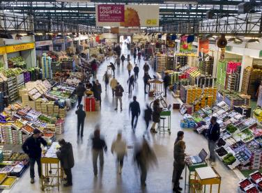 The latest activities carried out by Mercabarna to attract foreign clients were aimed at promoting the activities of the companies in the Fruit Logistica and Fruit Attraction fairs in countries such as France, the UK, Germany, Italy, Poland and Dubai.
