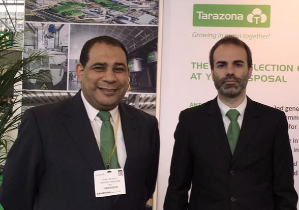 ANTONIO TARAZONA- Chakir Boulaich y David Candil