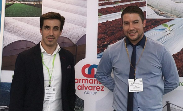 The Armando Alvarez group is adding a new product to its order list – Flex Alvatank, a flexible system that can accumulate quantities from 1-500 cubic metres of any liquid.