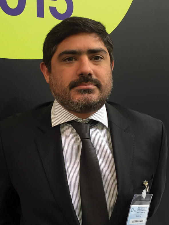 Vicente Trapani produced 27,000 tons of lemon last season and is currently engaged in the transformation of mountain areas for fruit growing, thus expects around 38,000 tons this year, according to general manager Esteban Lazzo.
