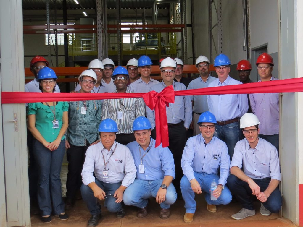 Postharvest products company Decco has opened a factory in Brazil that will act as a platform for its supply to Mercosur markets.