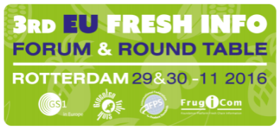 The 3rd EU FRESH INFO Forum & Roundtable takes placeNovember 29-30 aboard SS Rotterdam in Rotterdam, The Netherlands.