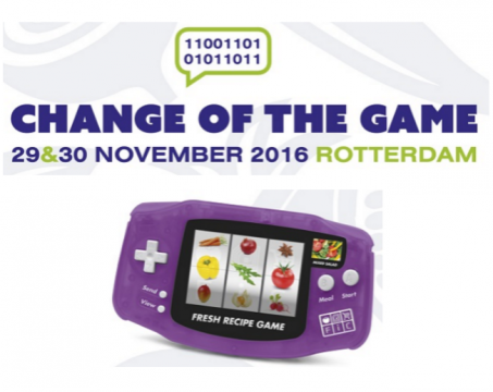 Frug-I-Com organises its 3rd EU FRESH INFO Forum & Roundtables on November 29 & 30 in Rotterdam around the core theme Change of the Game.