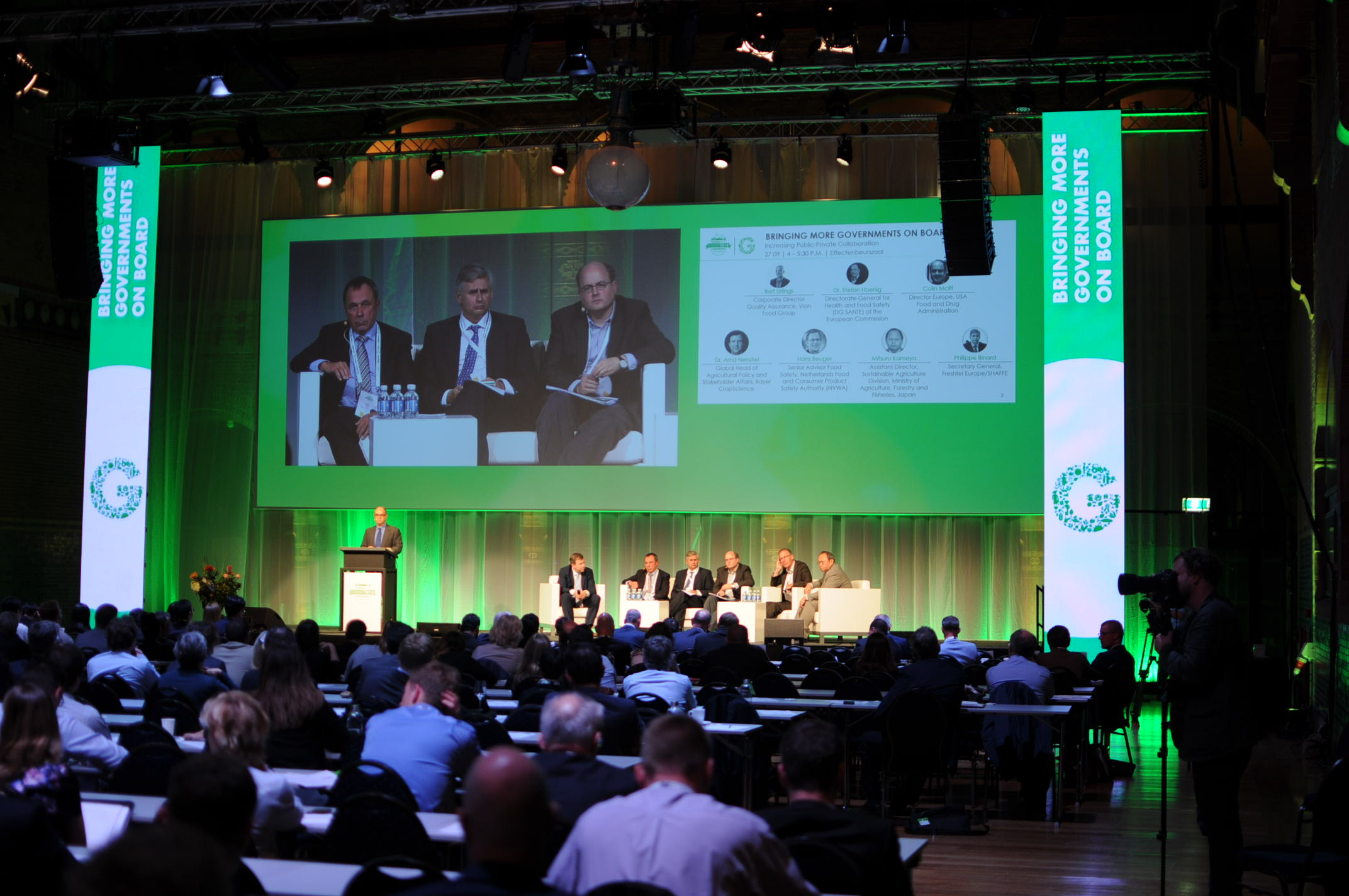 At its Amsterdam summit on September 27, GLOBALG.A.P. celebrated 20 years of global partnership and set the course for the future of farm certification