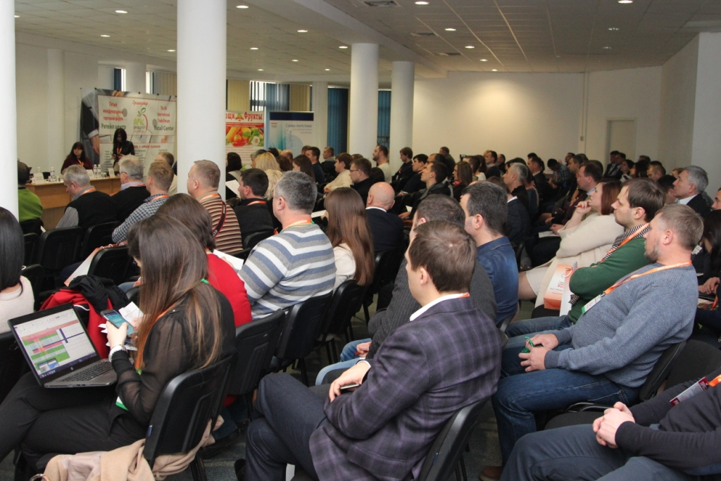 """Organisers have started scheduling meetings at the 6th International Trade Forum, which will be held on December 1, 2016, in conjunction with the 13th International Conference """"Fruits & Vegetables of Ukraine-2016. Profitable decisions"""", IEC, Kiev."""