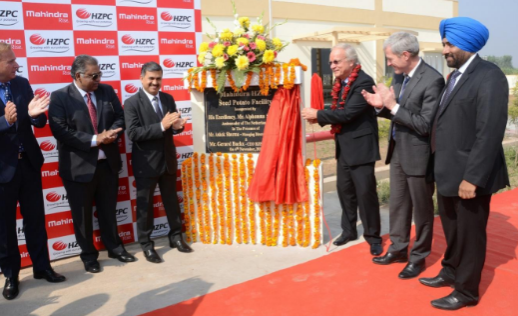Mahindra HZPC launches its state-of-the-art aeroponics facility in Mohali for early generation seed potato production