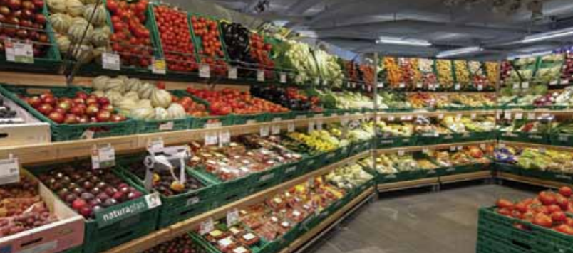 Nordic countries import €1.74 billion in vegetables and €2.77 billion in fruit