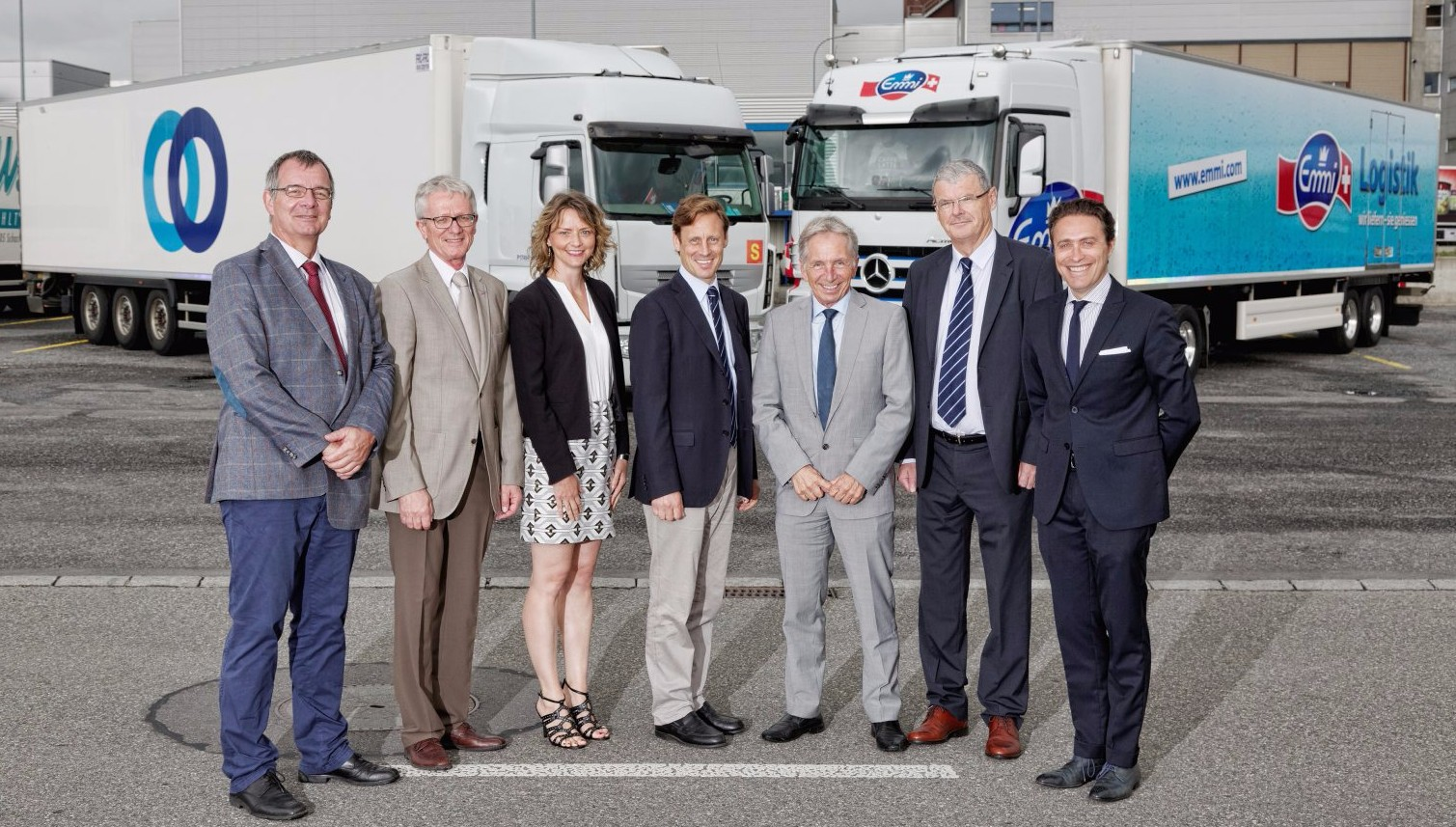 European cold logistics specialist Stef and leading Swiss milk processor Emmi have agreed to create a joint logistics and distribution network dedicated to refrigerated food products (+2°C / +4°C).