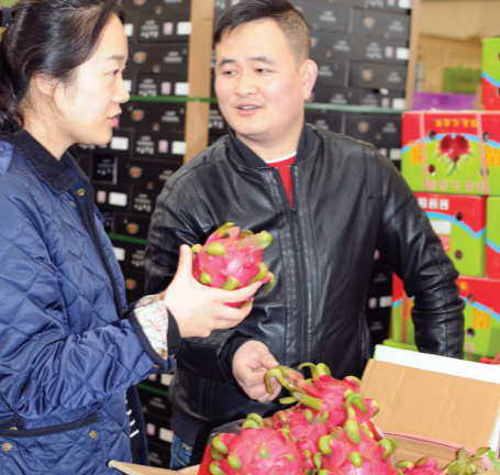 China continues to increase its trade deficit in fresh fruit, with a 33% jump in imports of fruit from temperate zones in 2015