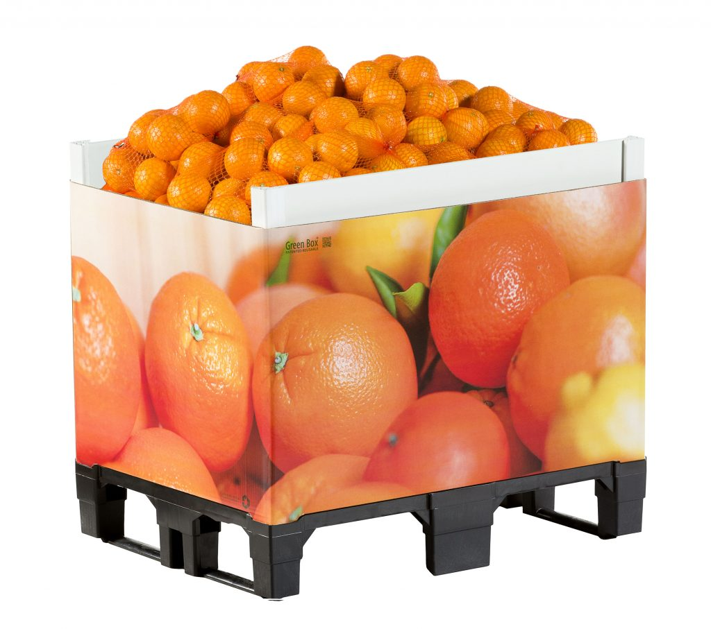 Green Box, which is currently available as models G100, G70 and G50, with respective product capacities of 180 kg, 120 kg and 80 kg, can be seen in supermarkets across Europe