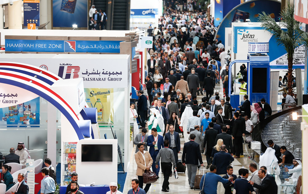 Celebrating over three decades of success, in 2017 Gulfood will host more than 5,000 local, regional and international companies from 120 countries displaying hundreds of thousands of finished food and beverage products.