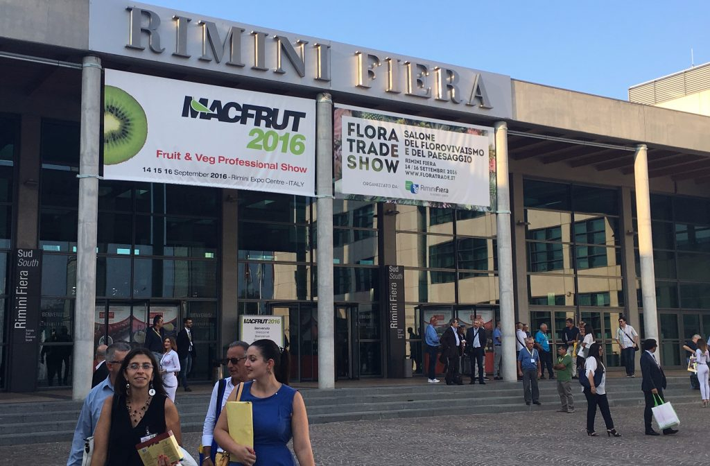 The 2016 edition of Macfrut ended with remarkable record numbers, cementing the Italian show as an international produce showcase. Macfrut organiser Cesena Fiera is launching a fresh programme for 2017.