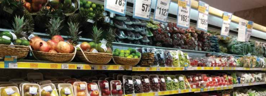 Russia's fruit imports have decreased less than expected, dropping from 6. 3 million tons in 2013 to 5 million tons in 2015.