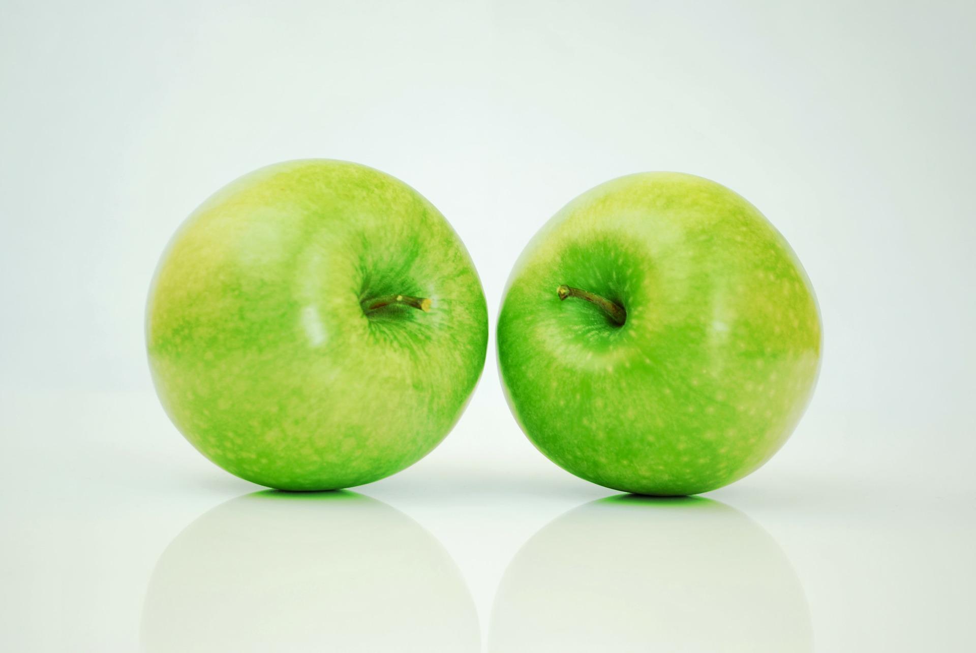 green apples Pixabay