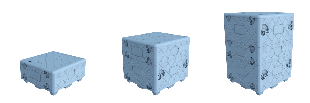 British company, AIRCOOLBOX, introduced their durable, re-usable, insulated airfreight container to the Middle East market at WOP DUBAI.