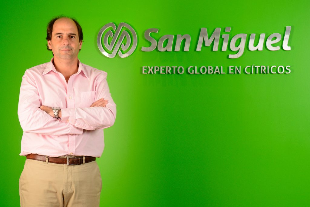 San Miguel S.A. is a global agribusiness company from Argentina. It is the leading producer of fresh citrus for export in the Southern Hemisphere, and in turn the world leader in processing value-added citrus products, specifically handling 15% of worldwide ground lemon supplies.