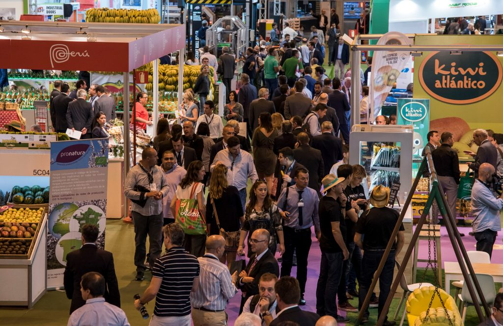 Fruit Attraction has strategic importance as a major platform and international meeting point for fresh produce operators.