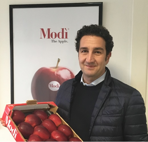 Modi® apple - the red apple with a unique modern taste and eco-friendly. Modi® International Project is now growing up with the official entrance of FRESHMAX NEW ZEALAND LTD who joined the other Licensees
