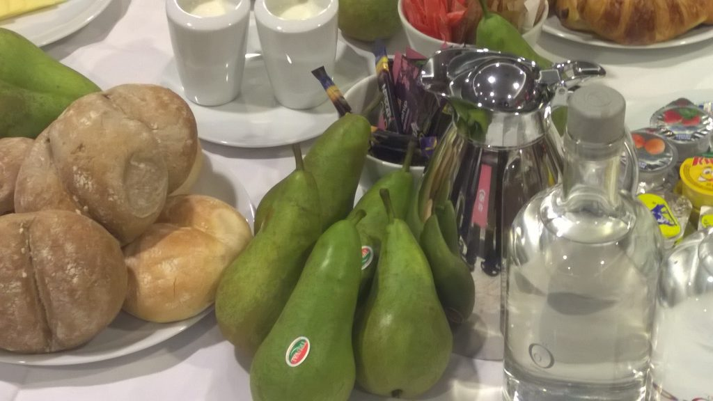 Earlier this month an extensive delegation from Brazil, led by Minister of Agriculture Blairo Maggi, visited Belgium. Among items on the agenda for the visit was market access for Belgian pears.