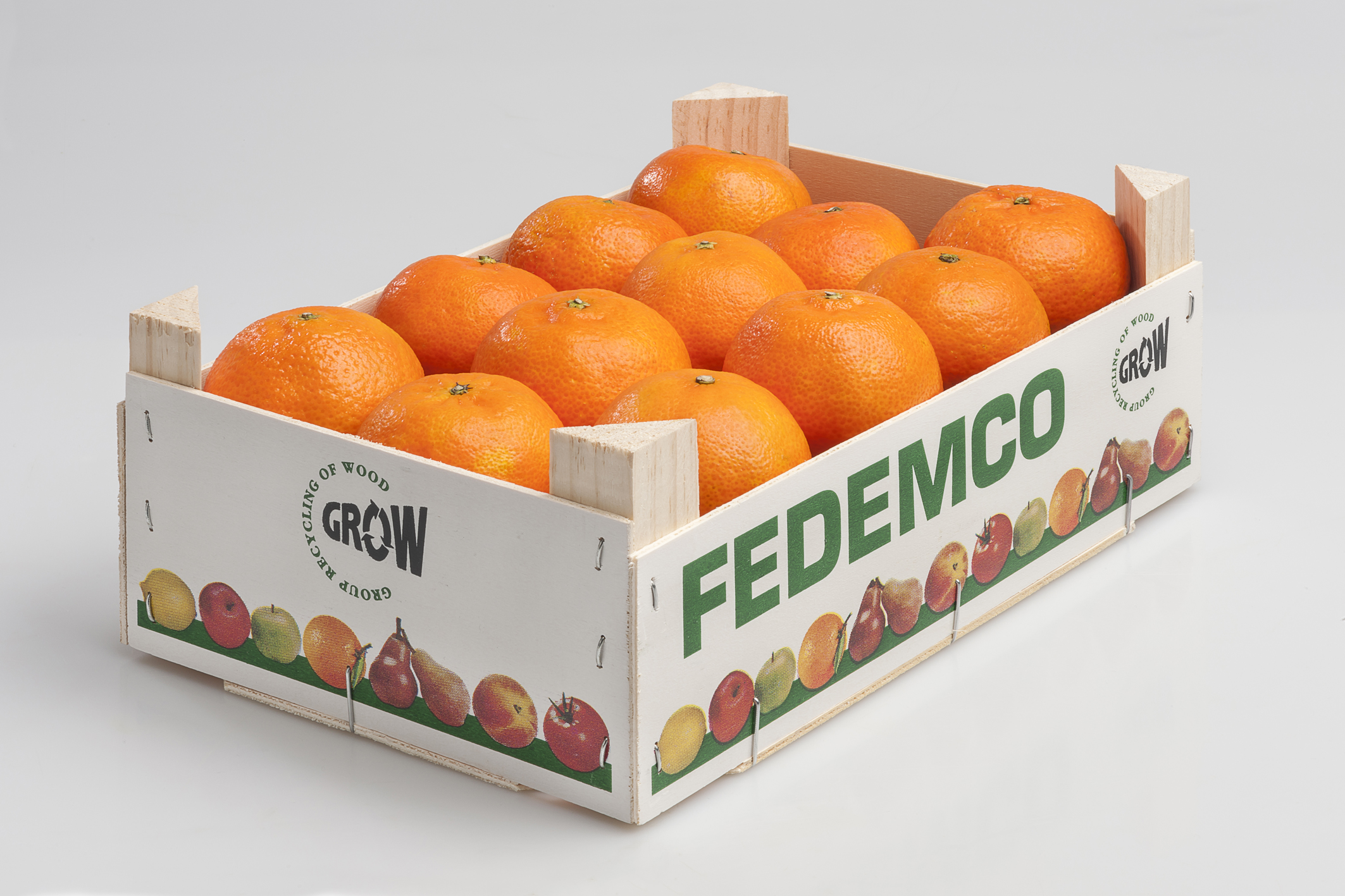 2% rise in wooden packaging production in Spain last season, according to FEDEMCO