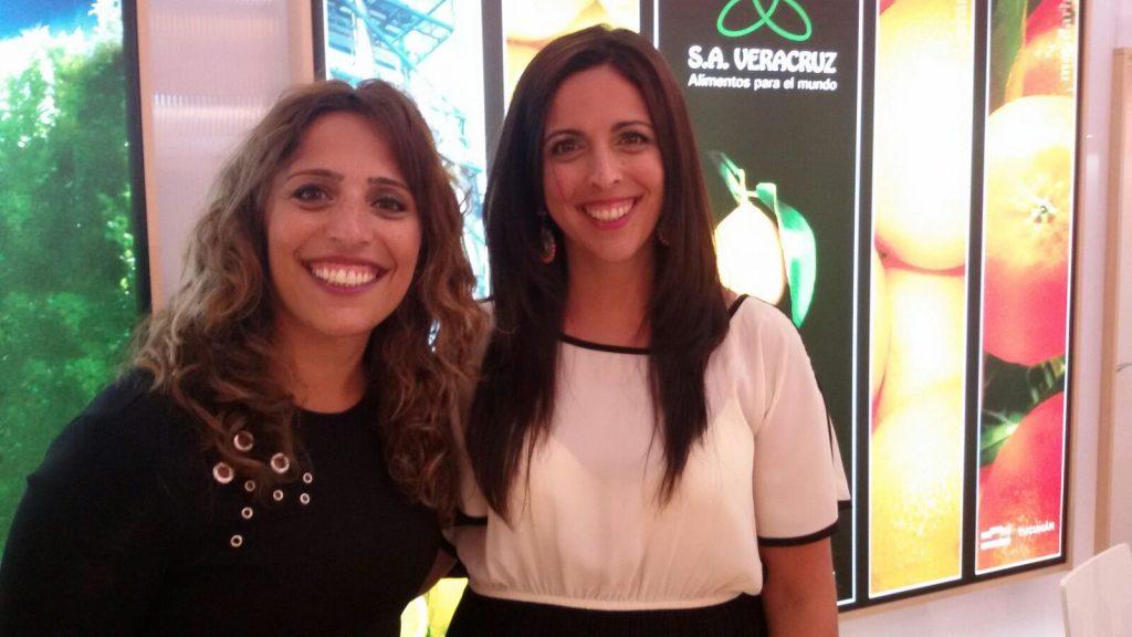 CITRICS argentina VERACRUZ Carolina and Victoria Seleme