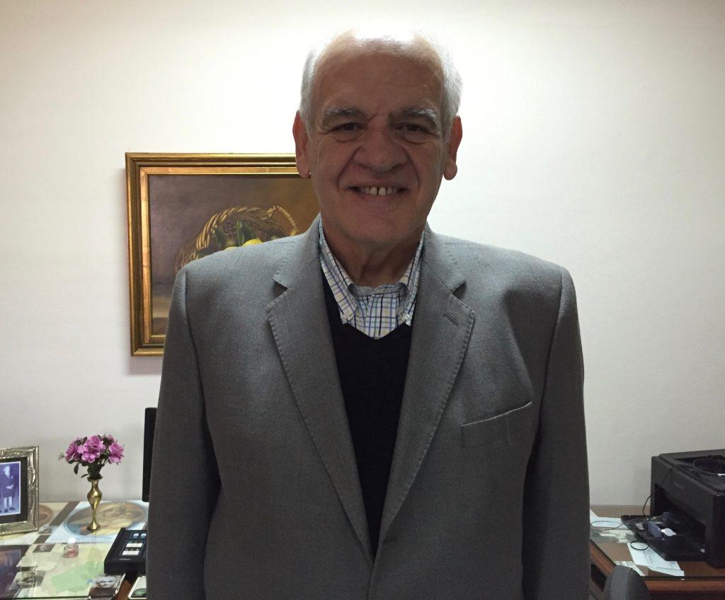 CITRICS argentina ZAMORA CITRUS Juan Zamora, Presidente
