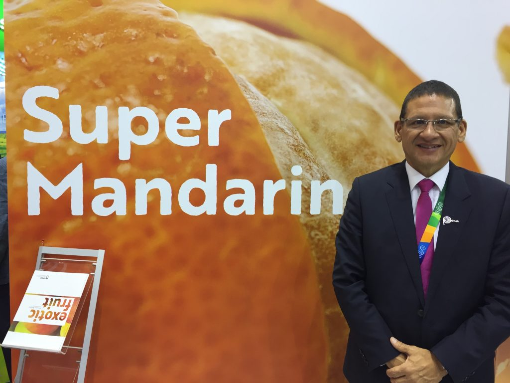 The new campaign closes with an 11% rise in Peruvian citrus fruit production - late mandarins featuring most prominently.