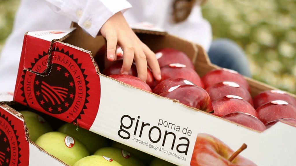 Poma de Girona