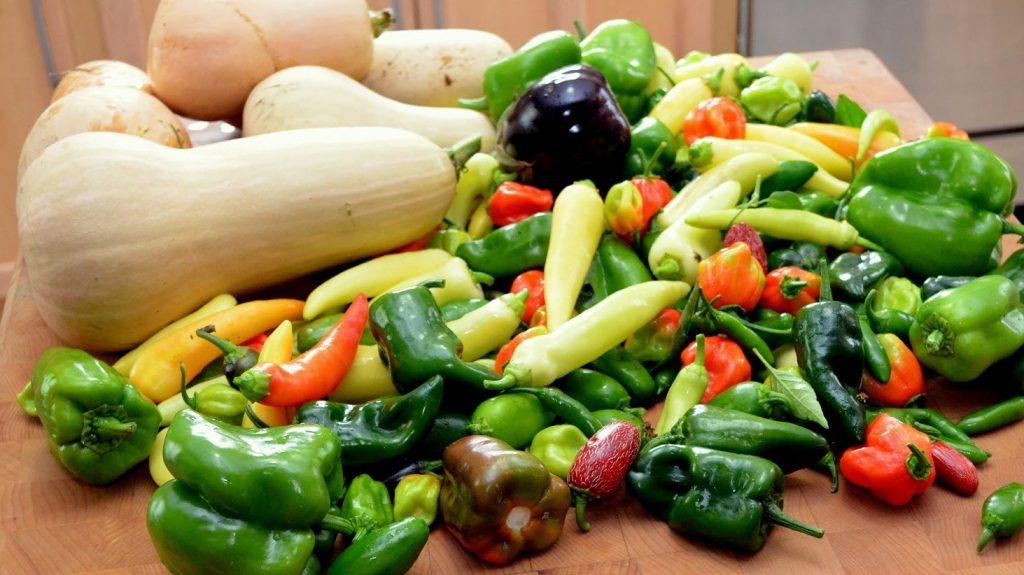 us vegetables