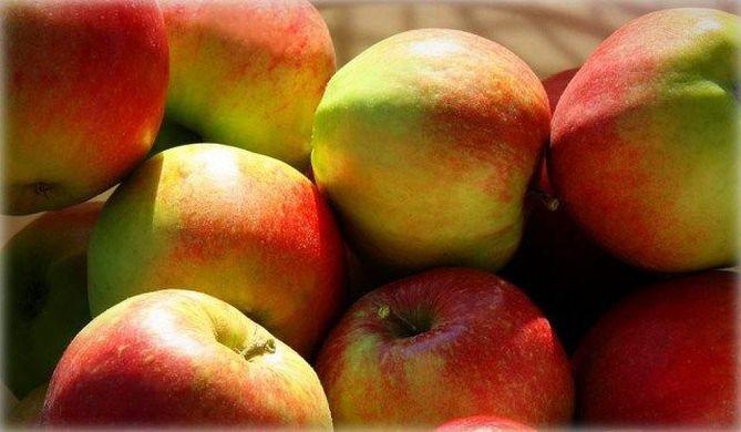 manzanas europeas