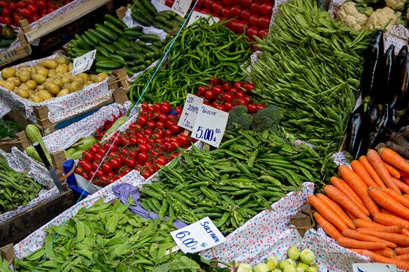 turkish fresh produce