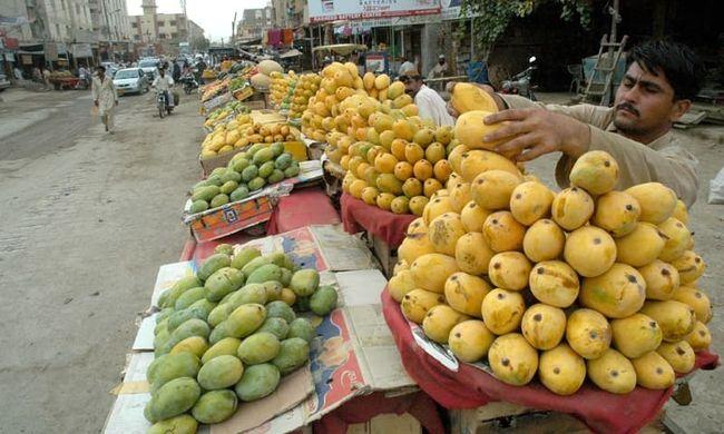 mango pakistan
