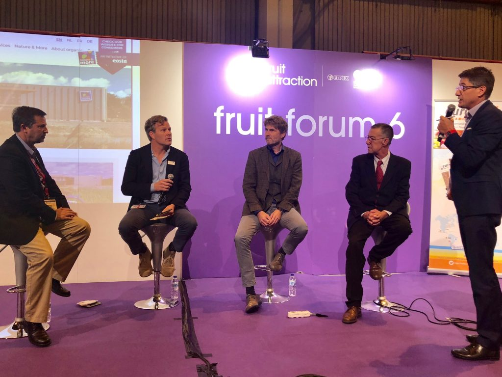 First BioFruit Congress attracts attendance of more than 400