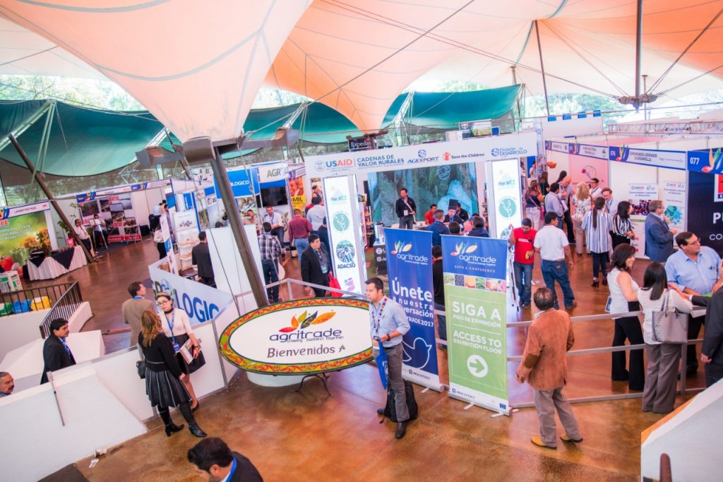 Latin America will conduct agricultural business at AGRITRADE Expo & Conference 2019