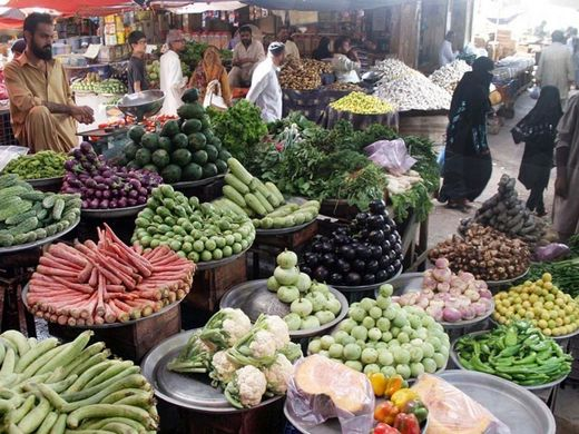 Pakistan exports US$163.6 million of fruits and vegetables in Q1 2018