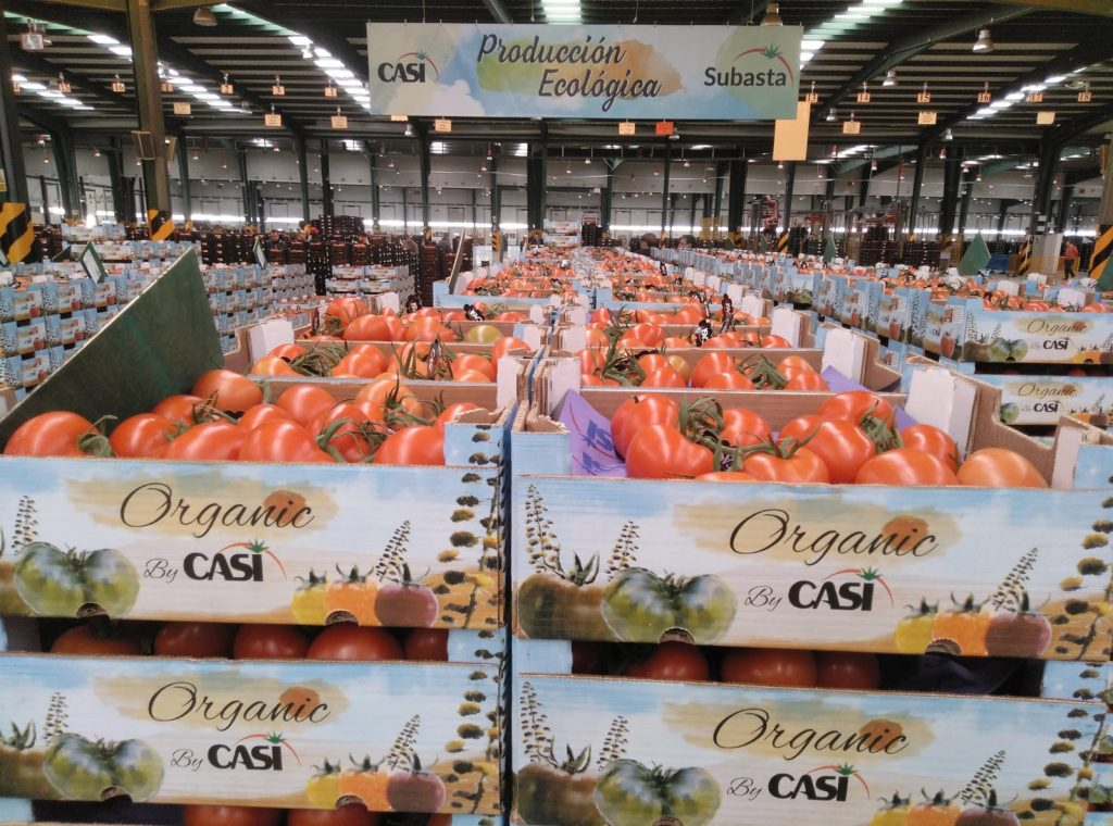 CASI redoubles commitment to organic farming this campaign