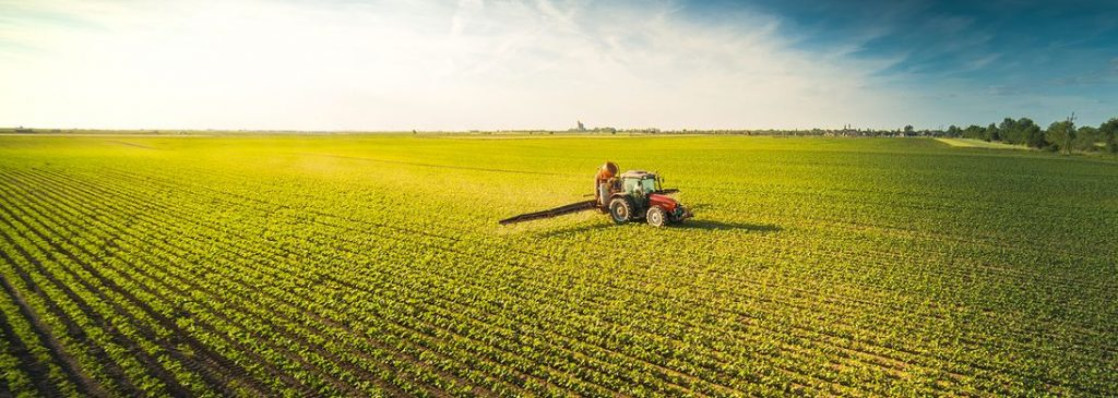 EU agricultural production climbed 6.2% in 2017