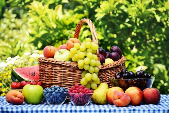 Organic fruit production climbs sharply in Spain and France