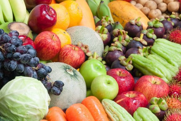 Fall in Italy's fresh produce exports and imports
