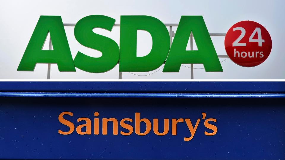 Asda trials removal of plastic fruit and veg bags