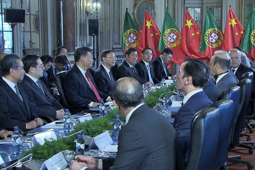 Chinese market opens to Portuguese grapes