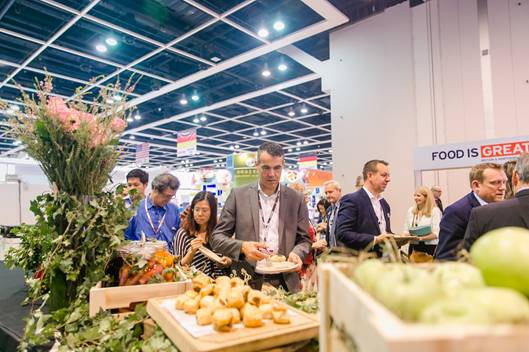 HOFEX 2019 in Honkong May 7th with Fresh Produce & Organic Forum