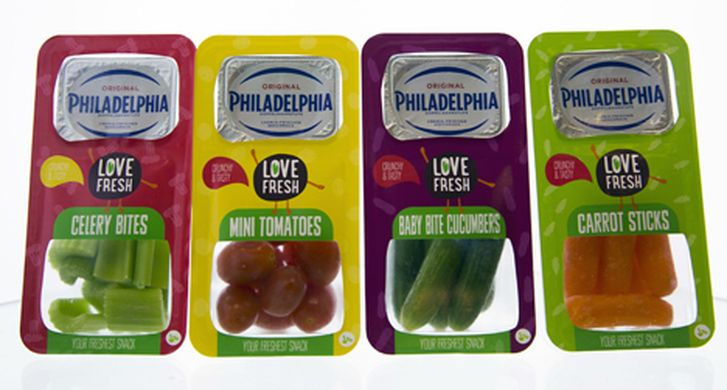 G's Fresh Group presents the new snacks of its Love Fresh® Brand at Fruit Logistica 2019