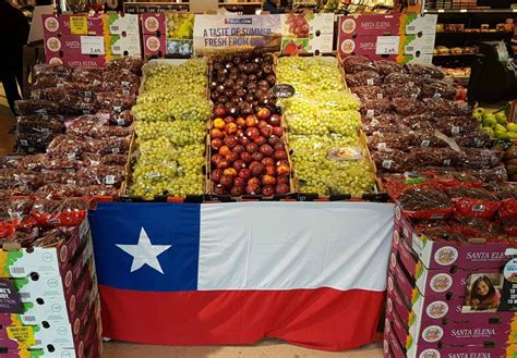 Imported Chilean stonefruit recalled in US due to listeria fears
